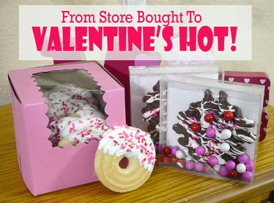 store bought to valentines hot