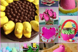 Easter Peeps Round Up!! 16 Fun Recipes!