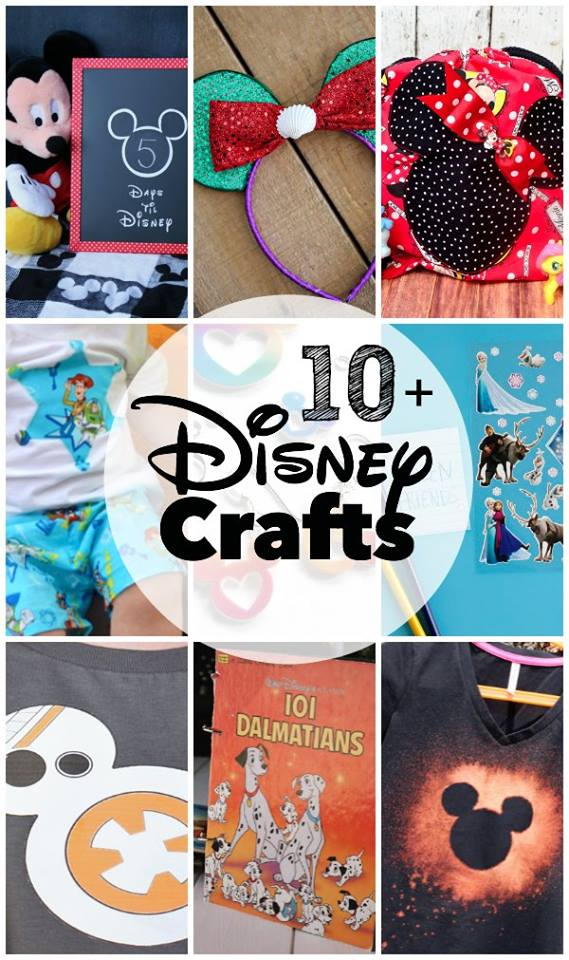 10disneycrafts