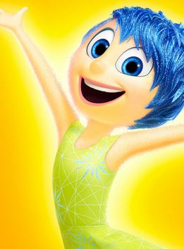 Disney Pixar Inside Out's Joy