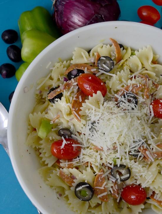Italian Pasta Salad 1