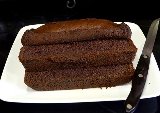 Peanut Butter Panic Chocolate Ice Cream Cake 3