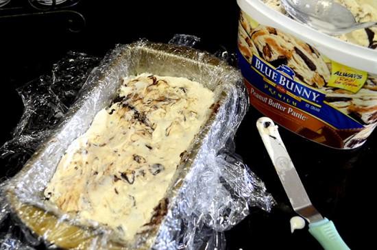 Peanut Butter Panic Chocolate Ice Cream Cake 7