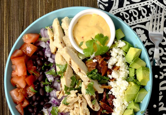 southwest cobb salad 1