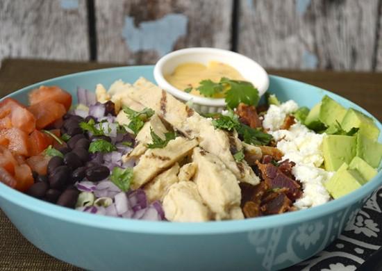 southwest cobb salad 3