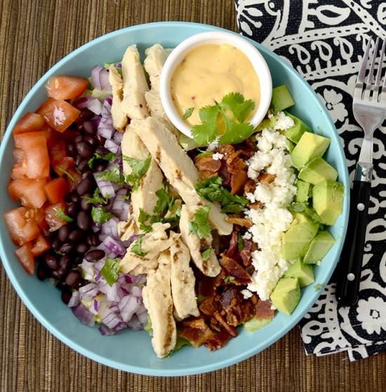 southwest cobb salad4
