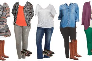 Target Plus Size Fall Styles
