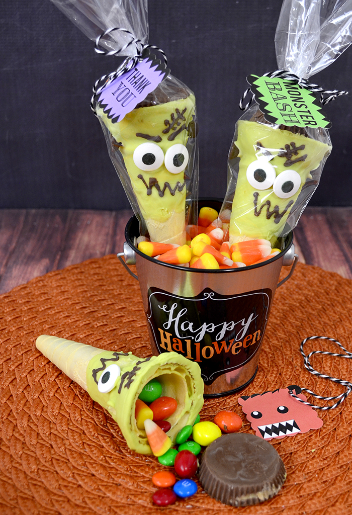 monster bash favors 3