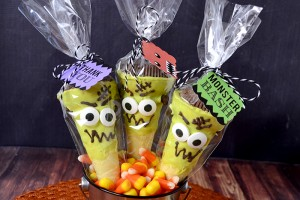 Easy and Cute FREE Monster Mash Party Ideas