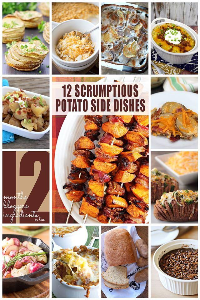 12 bloggers potatoes