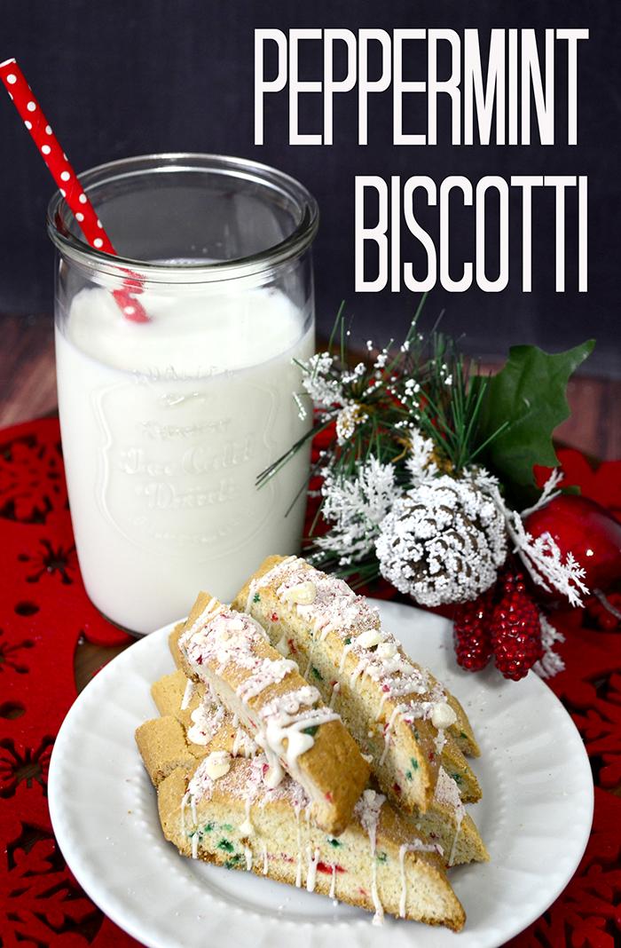 Peppermint Biscotti 1