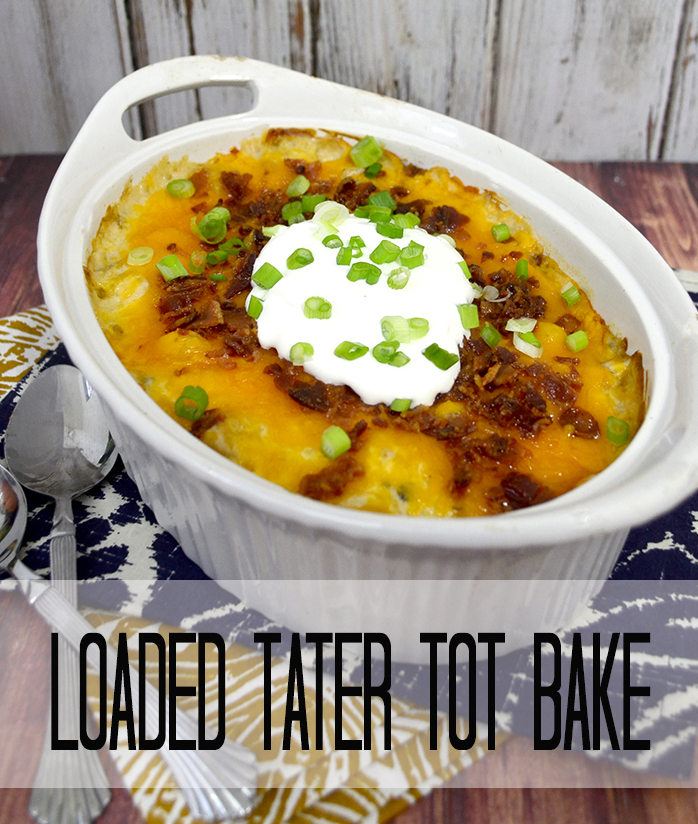 loaded tater tot bake 4