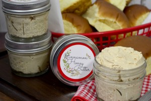 Cinnamon Honey Butter Recipe and Printable!