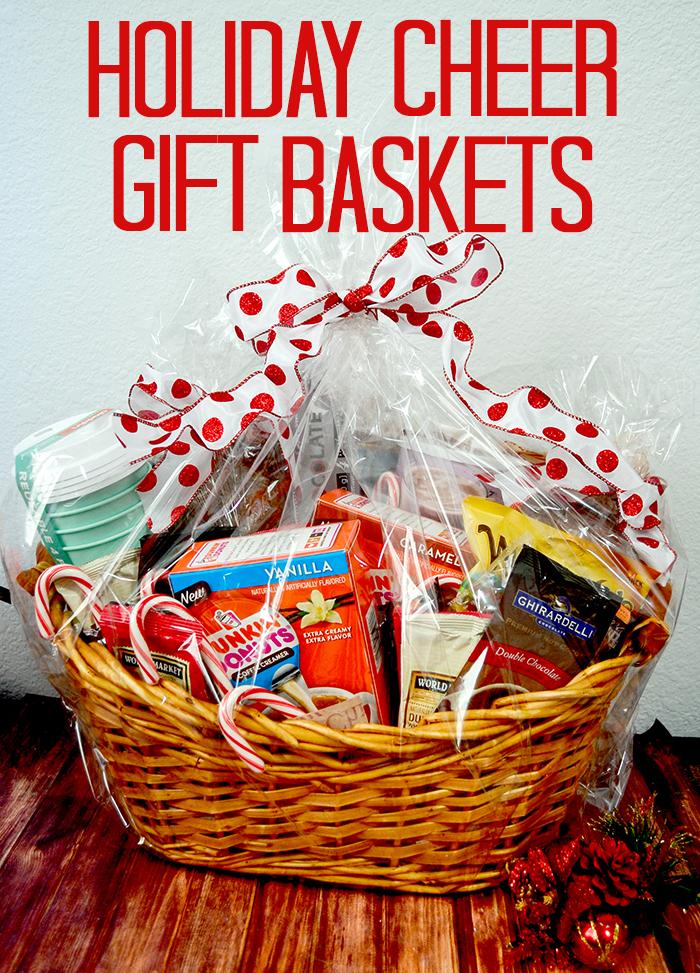 holiday cheer gift baskets 6
