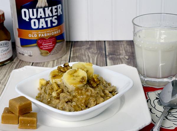Quaker Oatmeal Cake Recipe