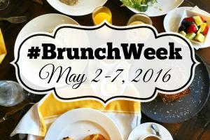 Brunchweek is Here! Giveaway!