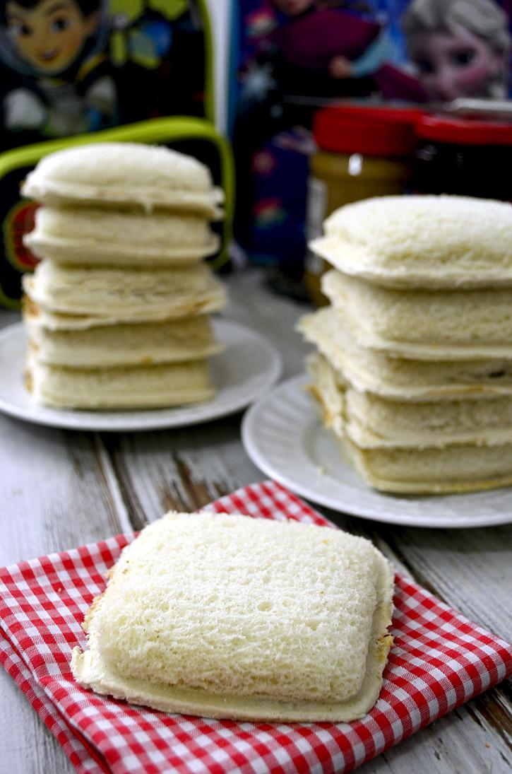 DIY Freezer PB&J Sandwiches 8
