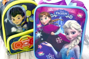 DIY Mini Disney Backpack