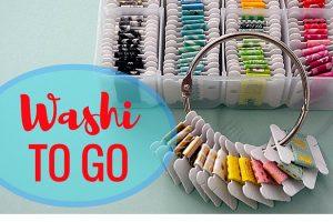 Washi To Go