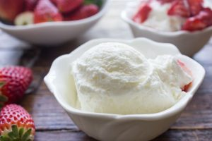 Nine Easy Ice Cream Recipes