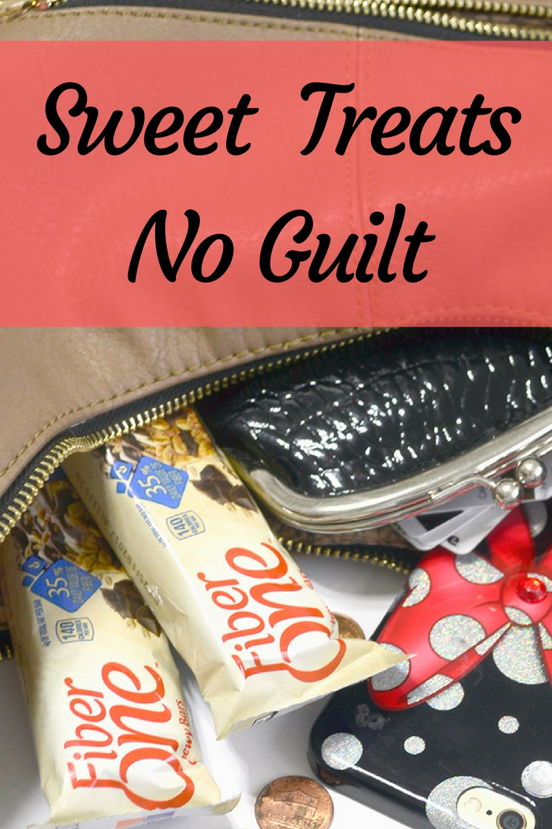 Fiber One Sweet Treats No Guilt #FiberUp