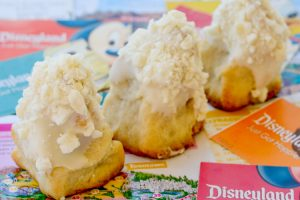 Disneyland's Matterhorn Macaroons