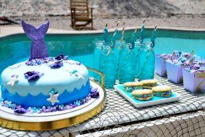 Mini Mermaid Party