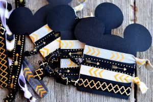 DIY Disney Inspired Hair Tie Holders