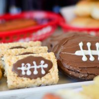 Tailgating Made Easy FREE Shopping List