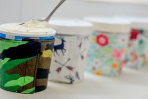 Cute Ice Cream Cozy Using the Cricut Maker