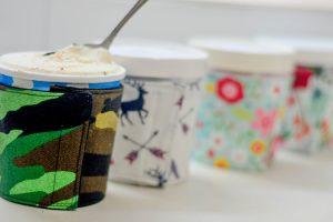 Cute Ice Cream Cozy Using the Cricut Maker