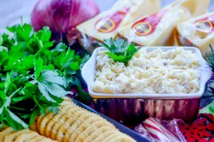 Jarlsberg Cheese Dip Merry Eats Week