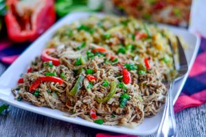 Slow Cooker Thai Pork