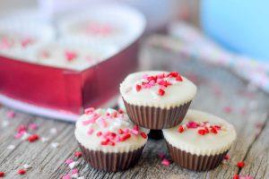 Valentine Chocolate Peanut Cups