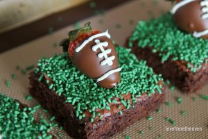 Truly Tempting Game Day Desserts