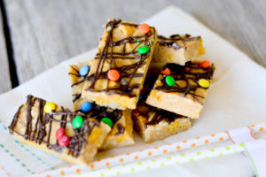 No Bake Captain Crunch Bars