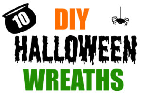 Ten DIY Halloween Wreaths to Make