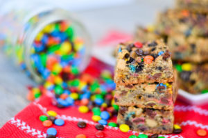 Easy Kitchen Sink Blondies