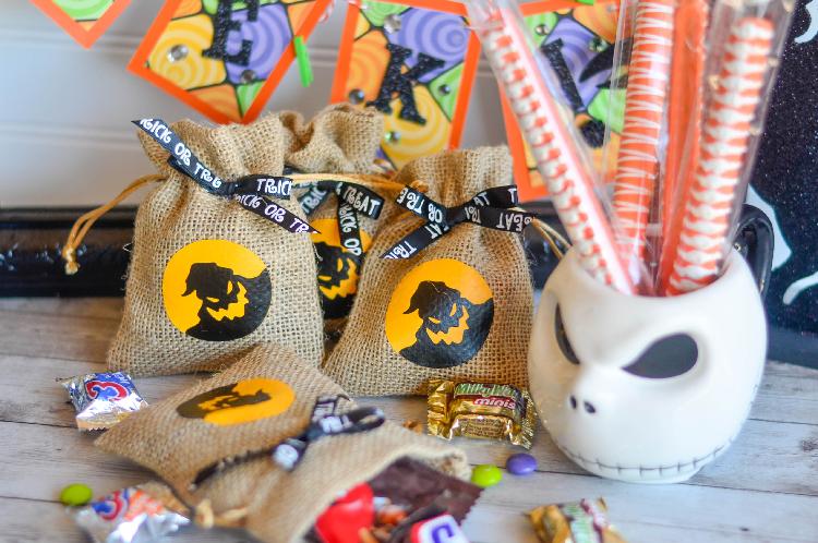 Oogie BoogieTreat Bags